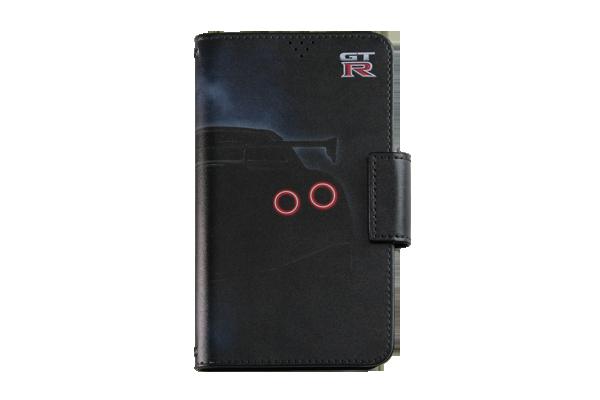日産GT-R NISMO 手帳型汎用マルチケースA