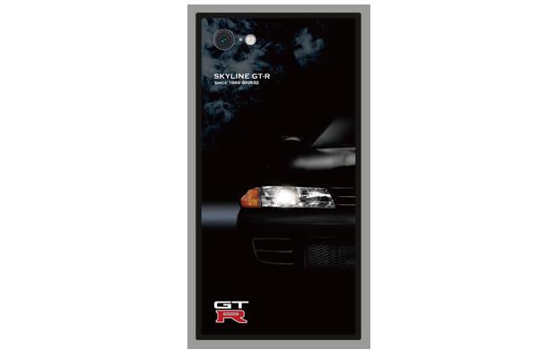 GT-R スクエア型iPhoneケース for BNR32