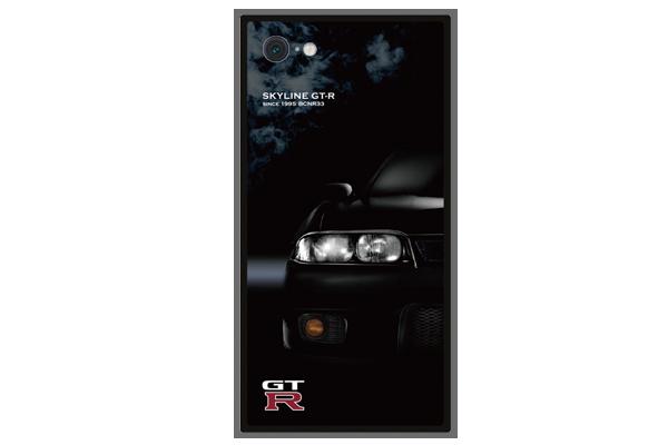 GT-R スクエア型iPhoneケース for R33