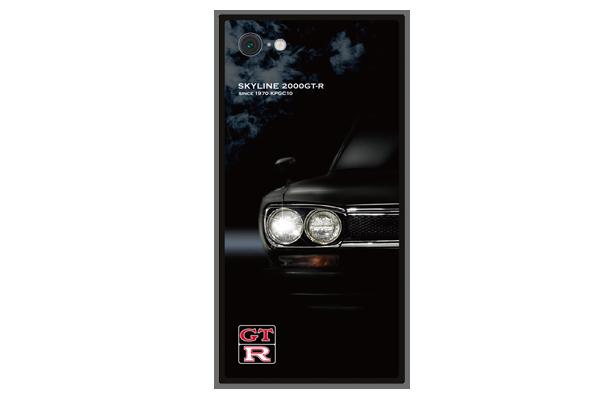 GT-R スクエア型iPhoneケース for ハコスカ