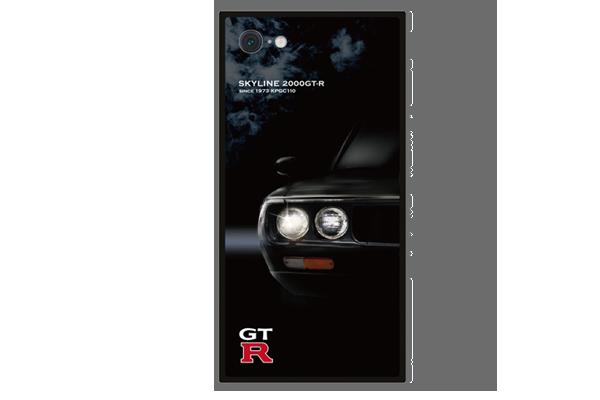 GT-R スクエア型iPhoneケース for ケンメリ