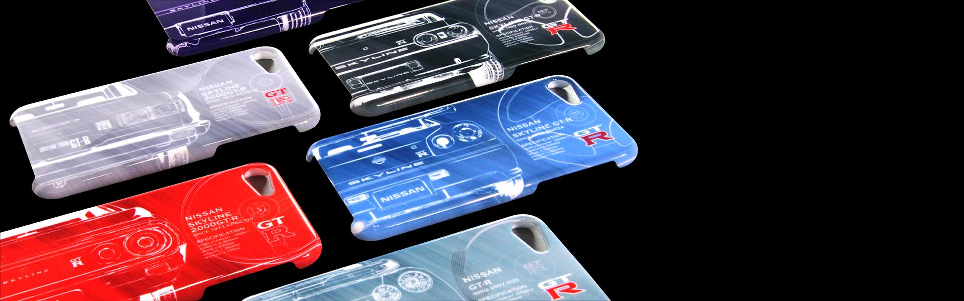 GT-R ポリカーボネートiPhoneケース