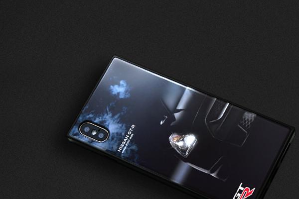 GT-Rスクエア型iPhoneケース