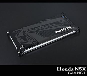 「ホンダ(HONDA)NSX × GILD design」 iPhoneケース  for E-NA2